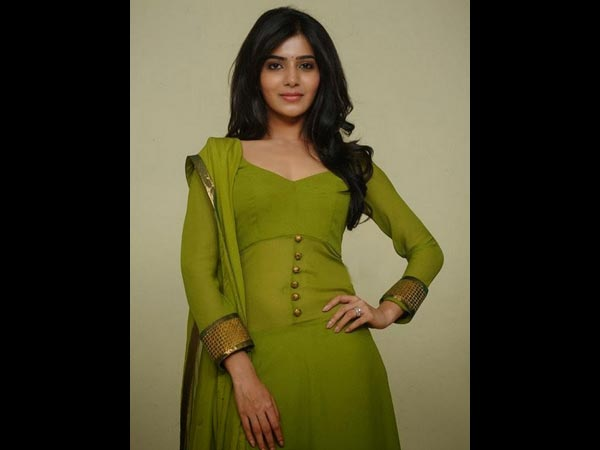 Tamil Actress Samantha's Height