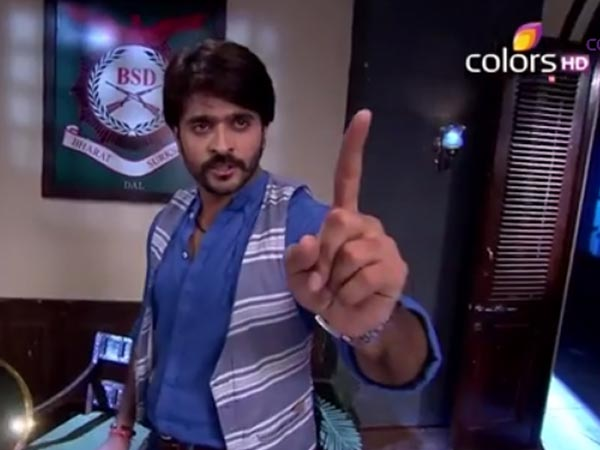 Drunk Rudra Lashes Out