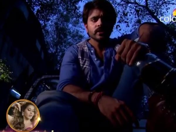Rudra Gets Drunk