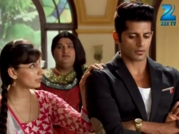 Aahil's Sister Persuades