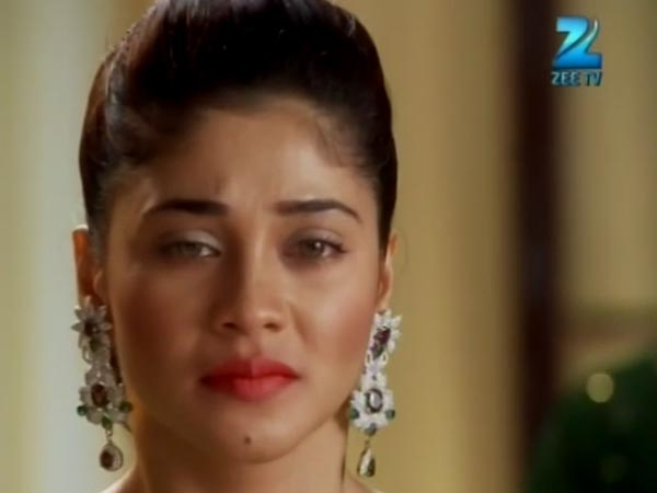 Tanveer Angry With Sanam