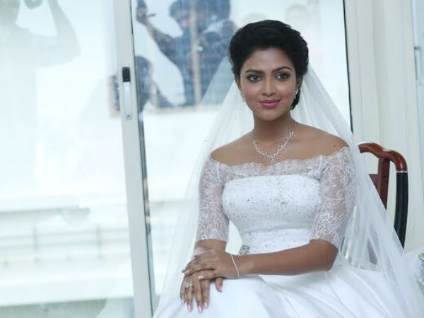 Amala Paul, The Bride
