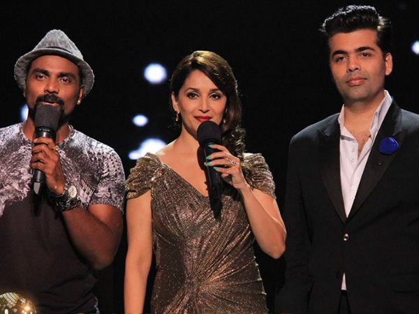Madhuri Dixit Goes Indo-Western In Jhalak 7
