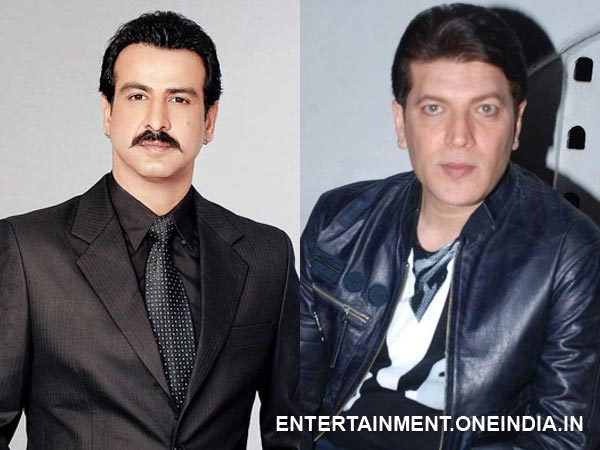 Ronit Roy and Aditya Pancholi