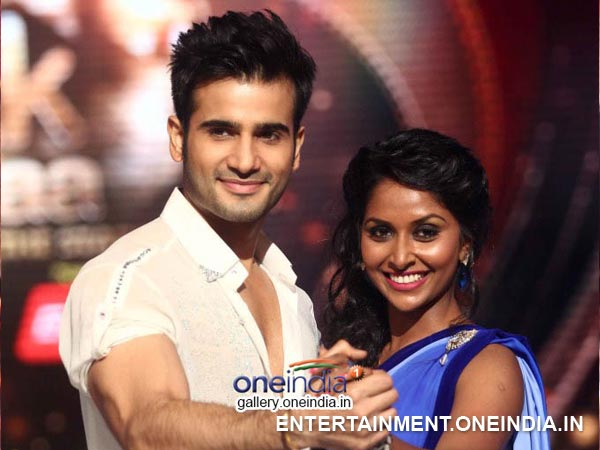 Karan With Suchitra