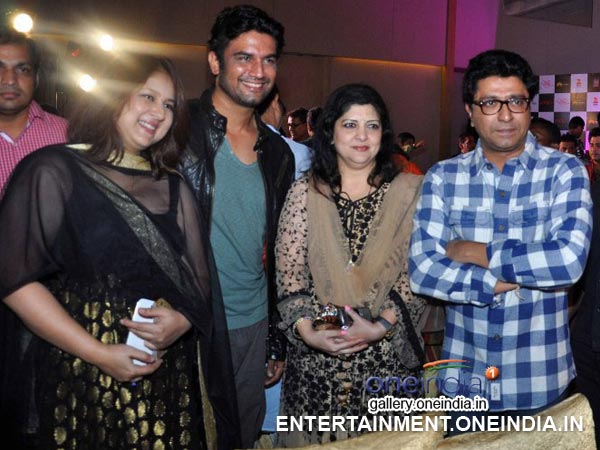 Raj Thakeray and Others At The Launch