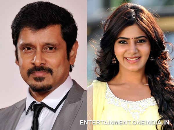 Vikram-Samantha's Movie