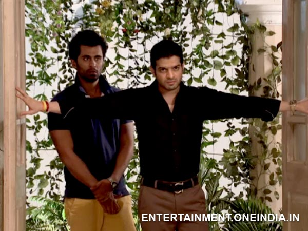 Raman Finds Parmit With Romi