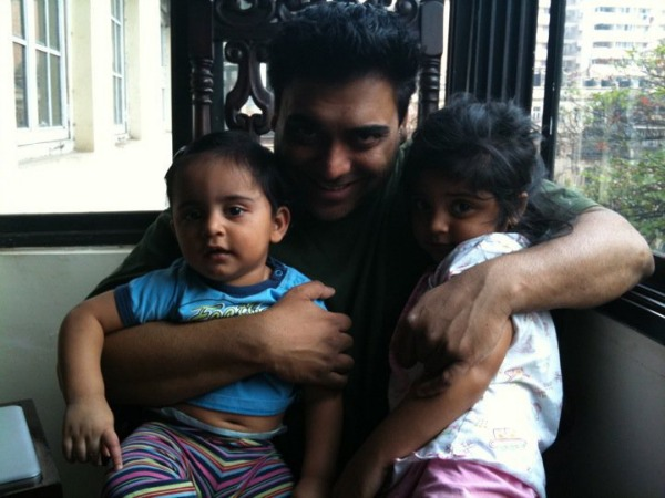 I Don't Have To Worry About My Kids: Ram Kapoor