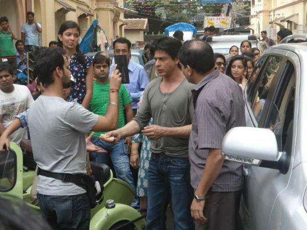 Bollywood hetaste shoot fan