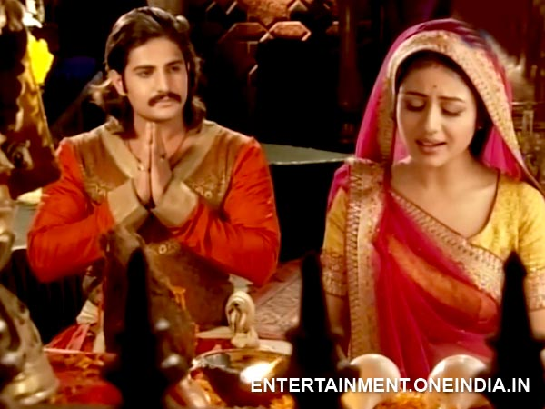 Jalal Finds Jodha