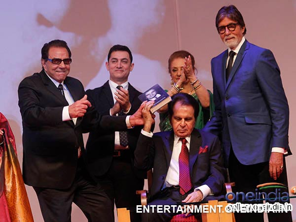 Dilip Kumar And The Other icons