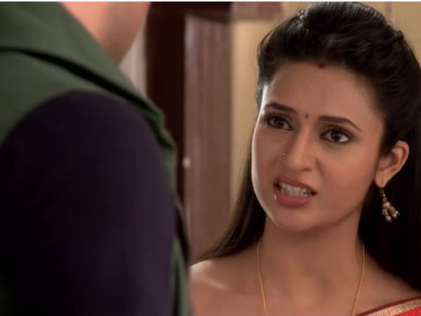 Ishita Shocked At Romi