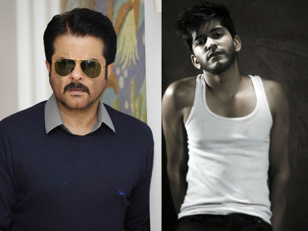 Anil Kapoor and Harshvardhan Kapoor-
