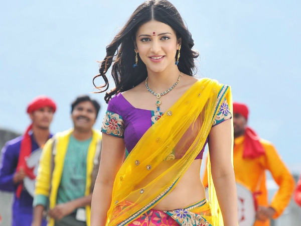 Shruti Hassan's Remuneration
