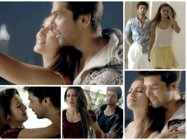 Gauhar Khan And Kushal Tandon's Romantic Music Video In Pictures!