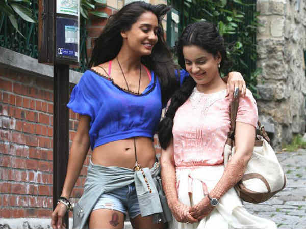 Kangana's Queen To Be Remade In South