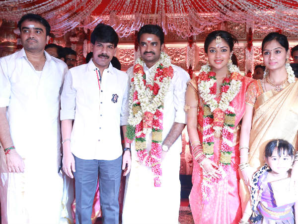 Bala With Vijay-Amala Paul