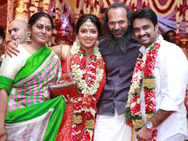 Nirav Shah At Amala Paul-Vijay's Wedding