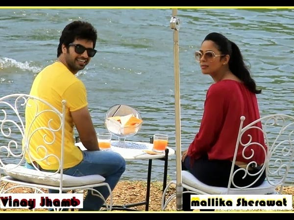 Sparks Fly Between Vinay-Mallika
