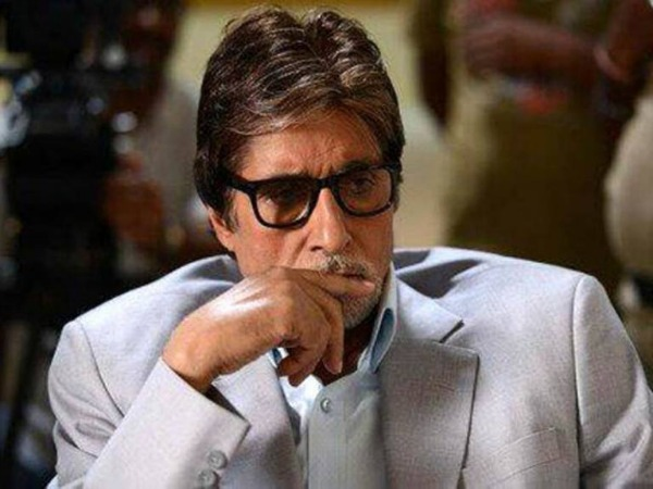 Big B Disappointed With No Grand Yudh Poster Launch