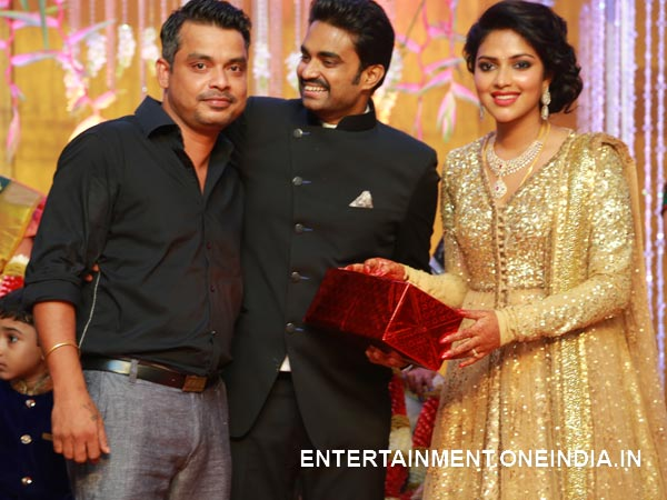 Udhaya With Vijay And Amala Paul