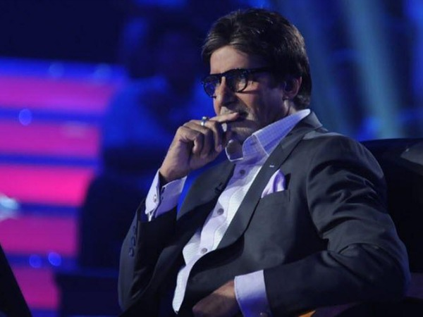 Amitabh Bachchan To Start Shooting KBC 8 In July!