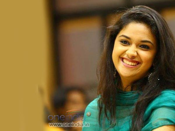 Characters Which Has Scope To Perform Excites Me: Keerthi