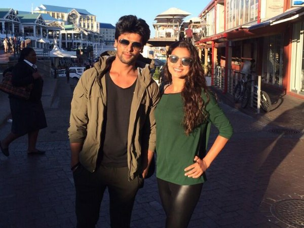 Gauhar Khan And Kushal Tandon Get Into A Brawl In France!