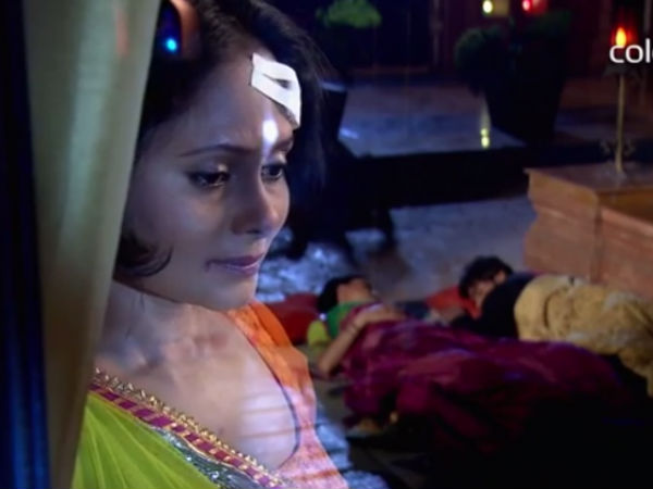 Mala Is Happy For Rudra-Paro