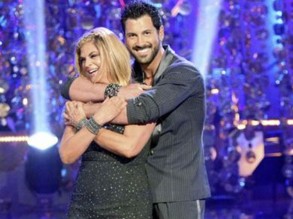 Maksim Finds UK's DWTS Boring!