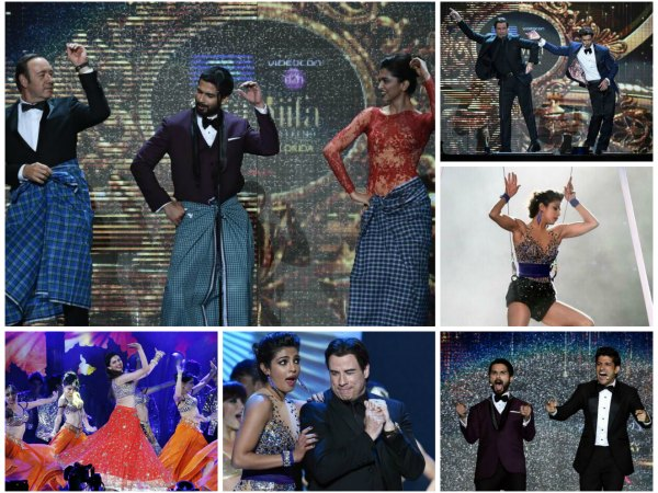 Highlights Of IIFA 2014