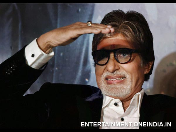 Amitabh Disappointed With Yudh Launch