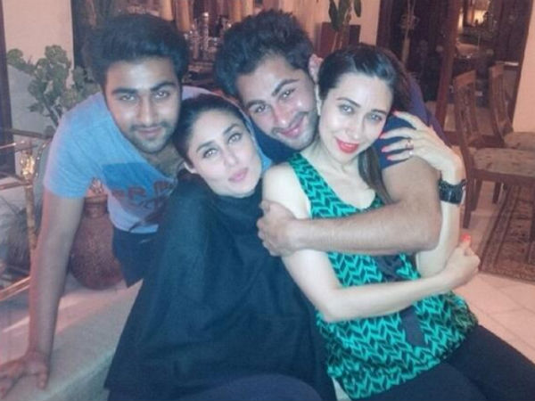 The United Kapoor Cousins