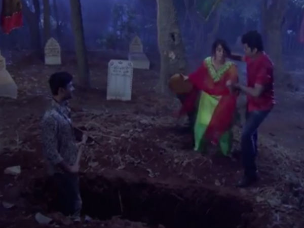 Sanam To Be Buried Alive?