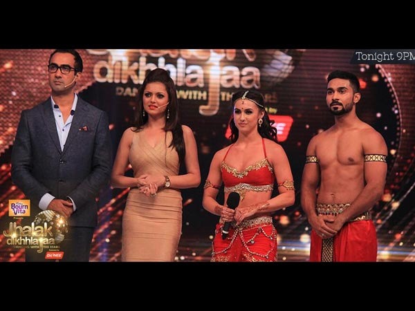 Jhalak 6 Contestants