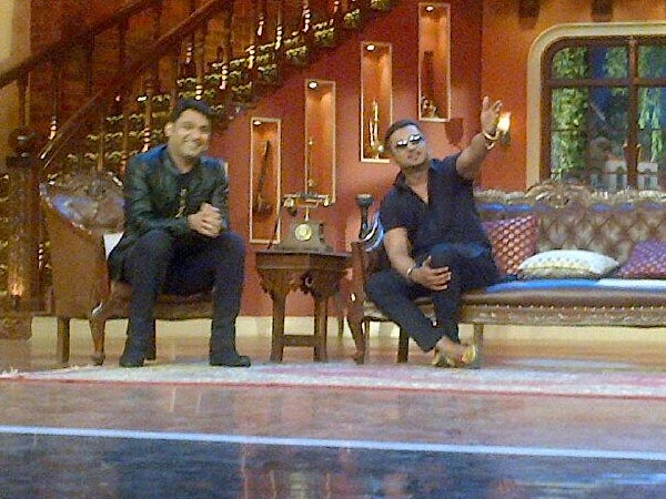 Yo Yo On Comedy Nights With Kapil