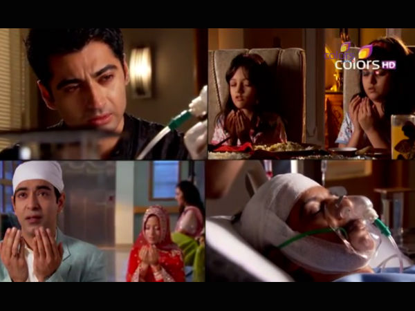 Beintehaa: 16th June; Usman In Critical Condition, Zain And Aaliya Pray