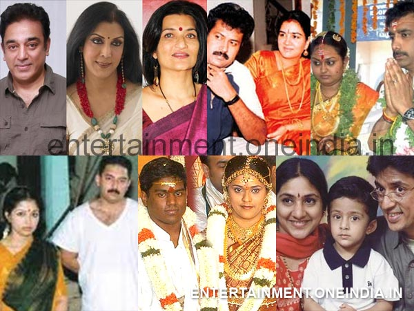Shocking Divorces Of Tamil Kollywood Actors