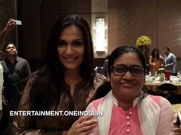 Soundarya With Rahman's Sister