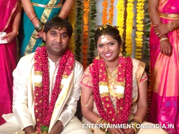 Neeraja Kona, Ajay Have A Grand Wedding