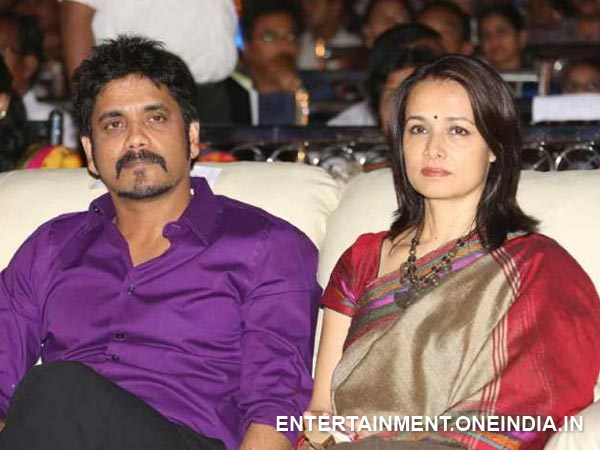 Akkineni Nagarjuna Married Twice