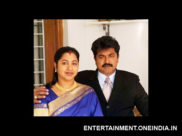 R Sarathkumar Married Twice