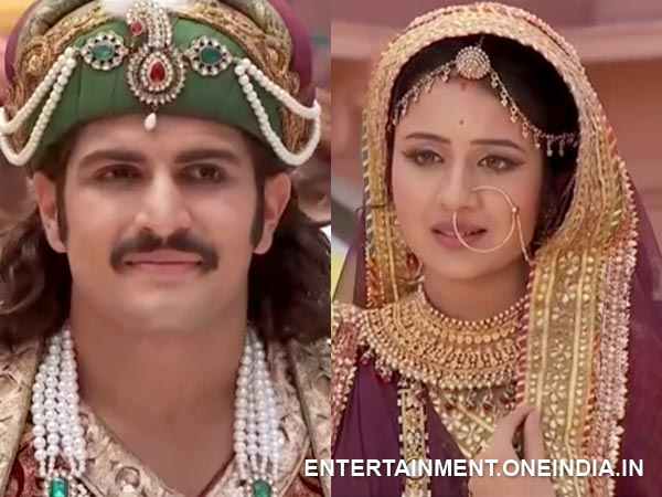 Jodha Akbar: 17th June; Jalal Is Given The Title Of Akbar!