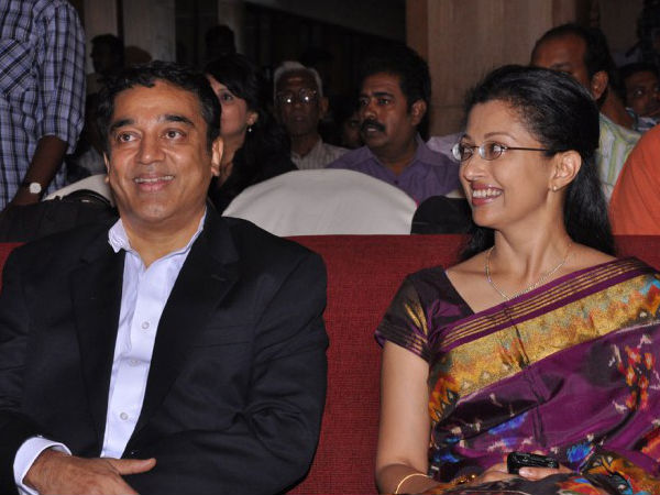 Gauthami-Kamal To Play Reel Life Couple Again?