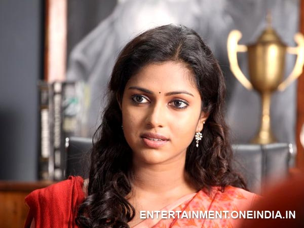 Amala Paul As Teacher