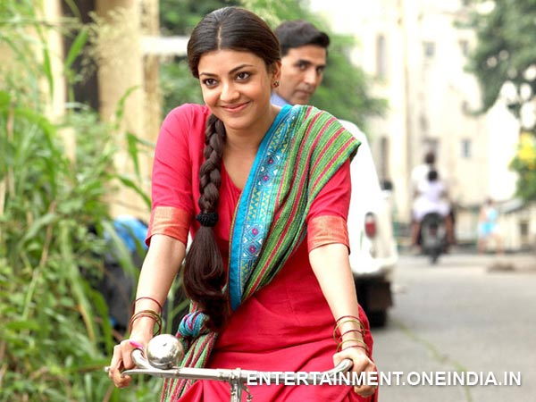 Kajal Aggarwal As Teacher
