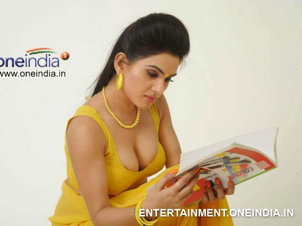 Kavya Singh As Teacher