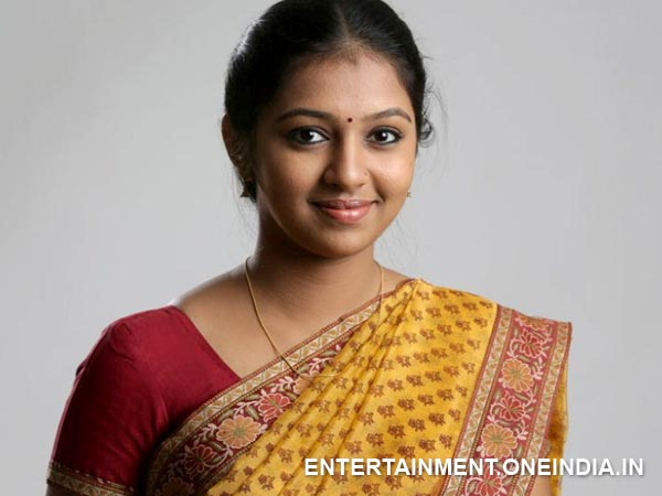Lakshmi Menon As Teacher