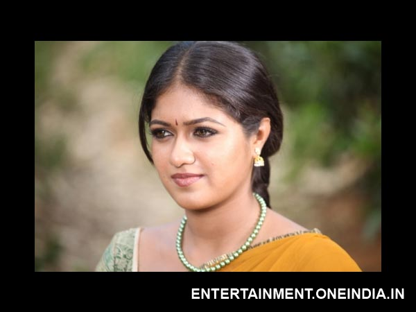 Meghana Raj As Teacher